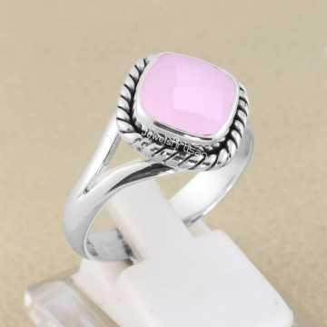 Rose Quartz Ring 925...