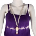Buddha Carving Necklace Fashion Jewelry for Womens and Girls
