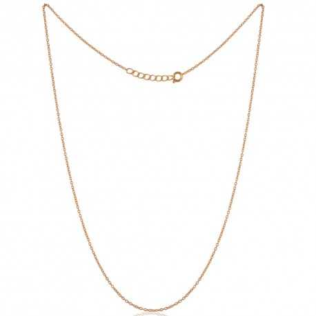 Gold Plated Fashion Chain Length 18 inch