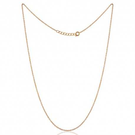 Gold Plated Fashion Chain Length 20 inch