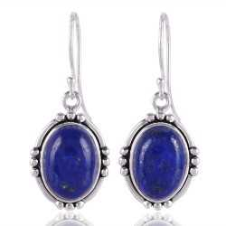 Lapis Lazuli Sterling Silver Earring