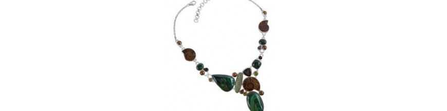 Buy Sterling Silver Gemstone Necklaces & Pendants By Jewelsartisan