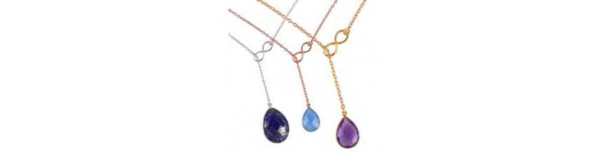 Buy Sterling Silver Drop Necklaces Direct From manufacturer