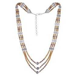 Multi Color Fashion Necklace Traditional Jewelry Necklace
