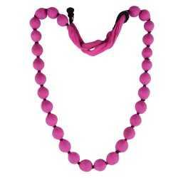 Pink Color Fashion Necklace for Teens and Womens